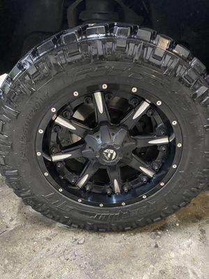 Fuel wheels for Sale in Houston, TX