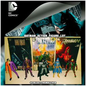 D.C Comics Batman Action Figure Lot for Sale in Lexington, IN