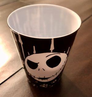 Disney, Nightmare Before Christmas, Jack Skellington (Plastic) shot cup. Brand new for Sale in Corona, CA
