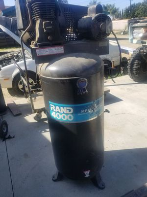 Ingersoll rand stand up compressor for Sale in Chino, CA