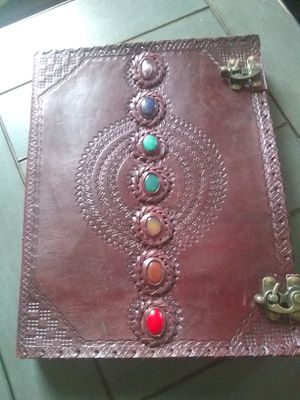 Big Leather Journal for Sale in Bettendorf, IA