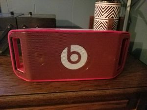 Beats by Dre. Portable beatbox for Sale in Harrisburg, PA
