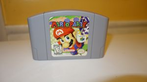 Authentic Mario Party 64 video game for Sale in Garland, TX