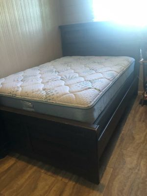 Almost new Ashley furniture bed for Sale in Riverside, CA