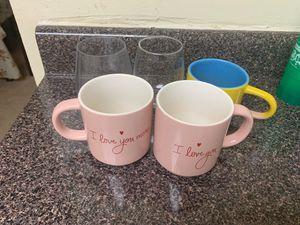 Mugs, wine glasses for Sale in Adelphi, MD