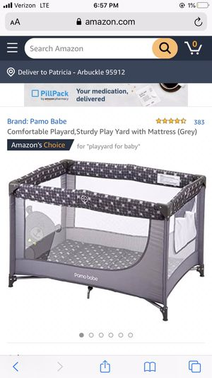 Playpen Pamo Babe NEW for Sale in Sacramento, CA