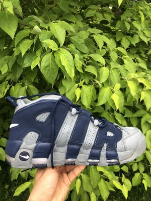 NIKE GEORGETOWN UPTEMPOS for Sale in Washington, DC