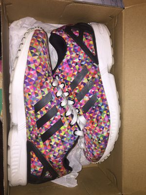 Adidas flux size 7.5 w/ box for Sale in Brooklyn, NY