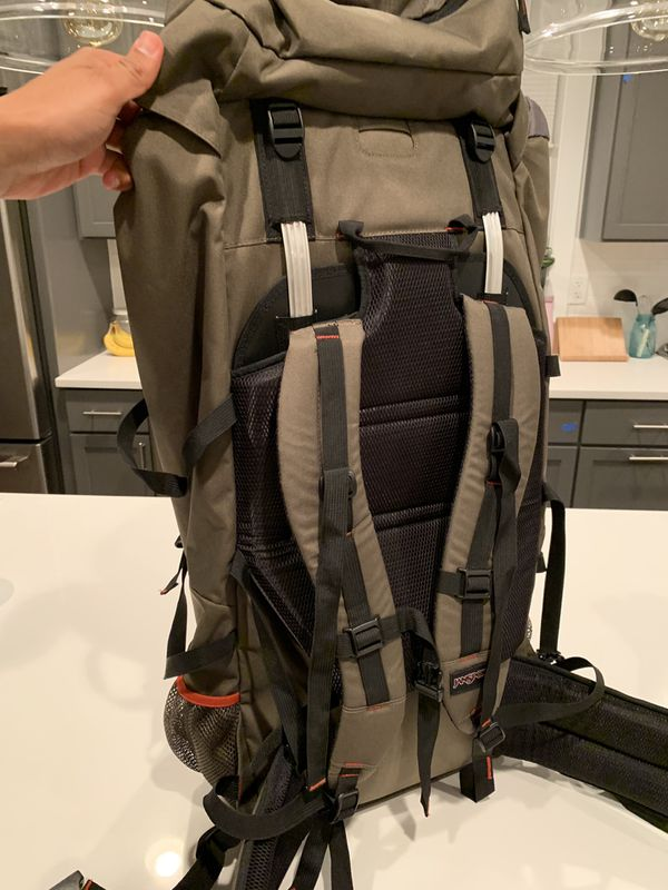 JanSport Professional Hiking Backpack
