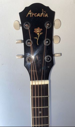 Arcadia acoustic guitar for Sale in Spring, TX