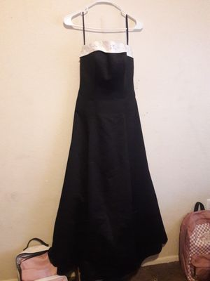 Black and white dress size 10 for Sale in Winter Haven, FL