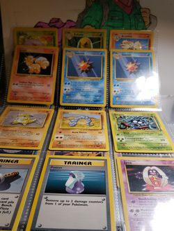 18 Base Set Pokemon Cards for Sale in Lynnwood,  WA