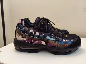 """Airmax 95s """"ERDL Party"""" for Sale in Duluth, GA"""