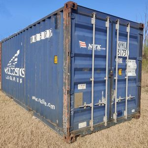 20ft Wind & Water Tight Shipping Container For Sale for Sale in Long Beach, CA