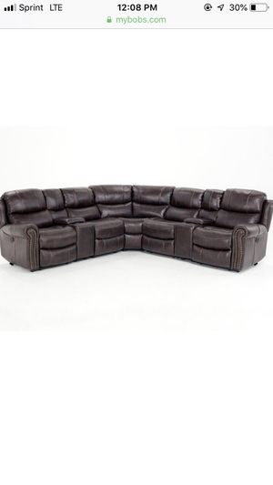 Six person sectional couch for Sale in East Liberty, PA
