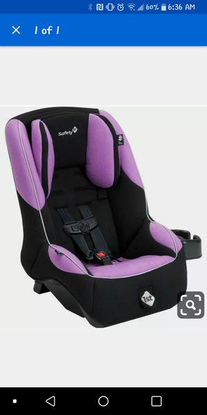 Safety 1st Guide 65 Convertible Car Seat, purple for Sale in Miami, FL