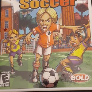 KIDZ Sports International SOCCER (Nintendo Wii + Wii U) for Sale in Lewisville, TX