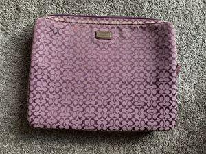 Coach laptop case for Sale in Venetia, PA