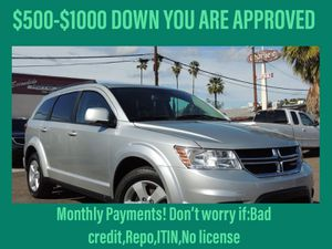 2012 Dodge, Journey 💼👨🏻🏫Labor Day Weekend Special🛠🧰 for Sale in Escondido, CA