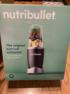 Nutribullet - Brand New, Never Opened! for Sale in Marina del Rey, CA