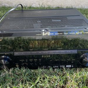 Pioneer Elite VSX-O1TXH Receiver/Amplifier - Master Audio System for Sale in San Diego, CA