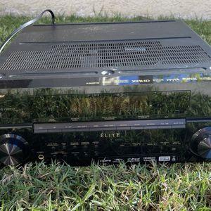 Pioneer Elite VSX-O1TXH Receiver/Amplifier - Master Audio System for Sale in San Diego, CA