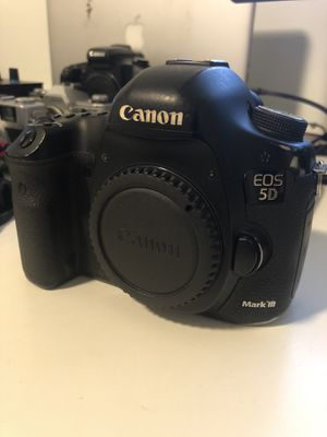 CANON 5D MARK 3 for Sale in Los Angeles, CA