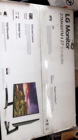 LG monitor for Sale in Brockton, MA