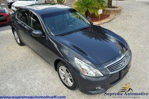 2012 Infiniti G37 Sedan for Sale in Land O Lakes, FL