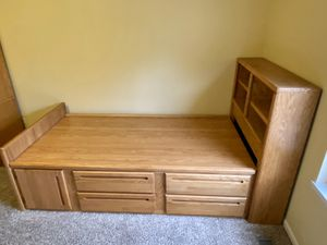 Bed frame for Sale in Ingleside, IL