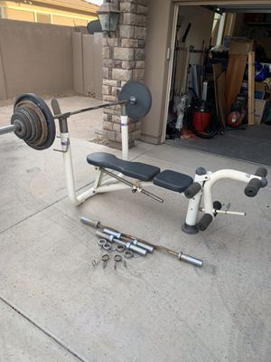 Olympic weights for Sale in Laveen Village, AZ