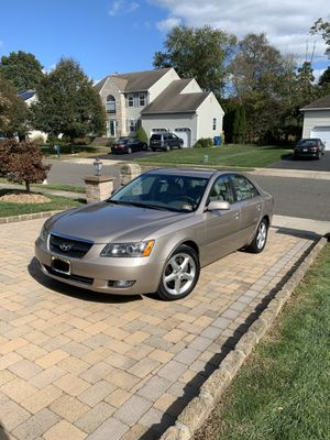 2006 Hyundai Sonata *91k Miles* Very Good Condition! for Sale in Jackson Township, NJ