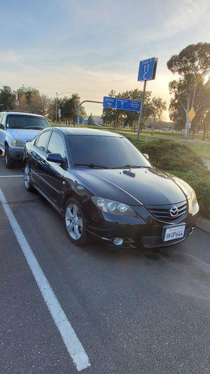 Mazda 3 Sport for Sale in Sacramento, CA