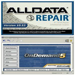 Auto Repair Software / ALLDATA & Mitchell OnDemand5 for Sale in La Mirada, CA