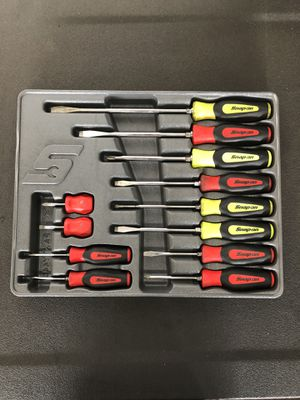 Snap On Tools Screwdriver Set for Sale in Pomona, CA