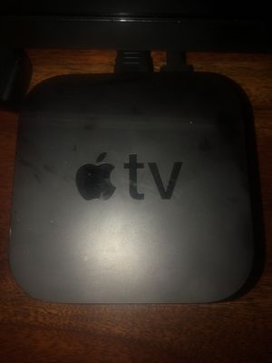 Apple TV(32gb) 4th generation for Sale in Tyler, TX