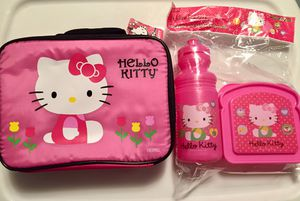 New Hello Kitty Lunch box set for Sale in Edmonds, WA