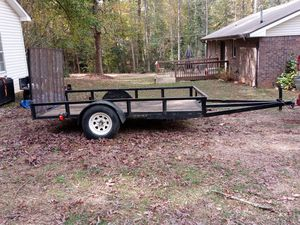 Utility trailer for Sale in Canton, GA