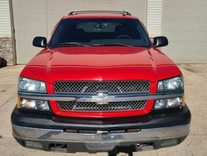 Chevrolet Avalanche 2003 Red Truck! for Sale in Macon, GA