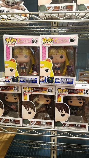 Sailor Moon funko pop for Sale in Temecula, CA
