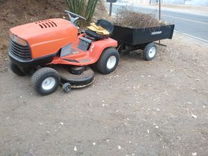 Lawnmower tractor for Sale in Jurupa Valley, CA