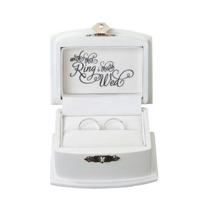 Lilian Rose Ring Bearer Box Wedding Engagement Halloween Bridal Party for Sale in Tampa, FL