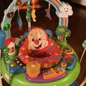 Fisher Price Baby Jumper for Sale in Pennsauken Township, NJ