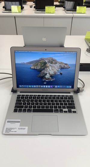 """13"""" MacBook Air- 1.6Ghz Intel Core i5- 256GB SSD- 8GB RAM for Sale in Los Angeles, CA"""