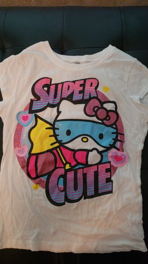 Hello kitty graphic tee (size 7/8) for Sale in Stone Mountain, GA