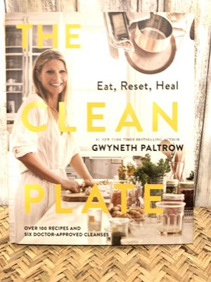 NEW // The Clean Plate: Eat, Reset, Heal - Gwyneth Paltrow for Sale in Covington, WA