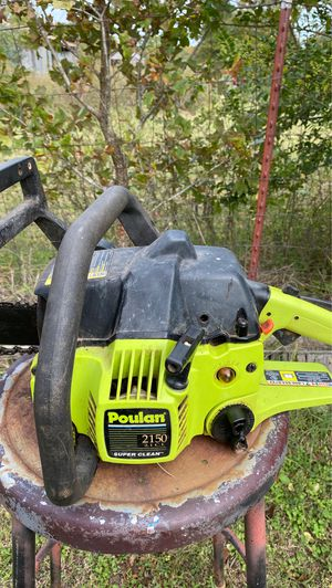 2155 poulan chainsaw for Sale in McLoud, OK