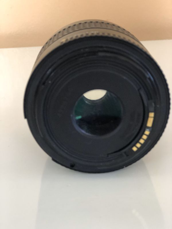 CANON EF 35-80mm 1:4-5.6 III Zoom CAMERA LENS