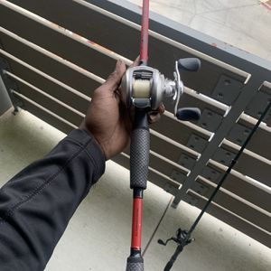 2 Fishing Combos For Sale for Sale in Forney, TX