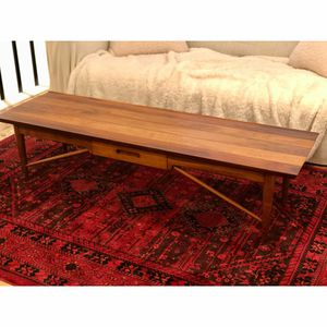 Heritage Henredson Vintage Walnut coffee table for Sale in Saint Albans, WV